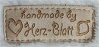 handmade by Herz-Blatt
